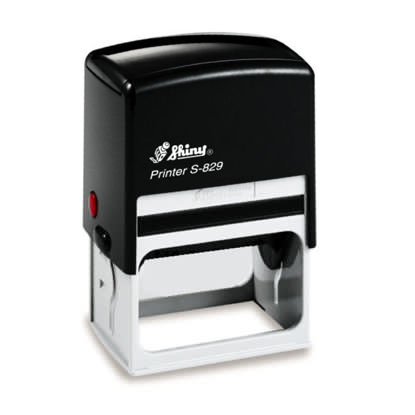 Picture of Self Inking Stamp S-829 64mm X 40mm